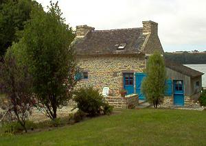 Location vacances Finistère Cottages au Manoir de Trouzilit