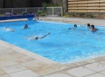 Location de gite avec piscine, en Finist�re, � Trouzilit